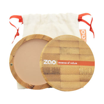 Kompaktný púder 303 Brown beige