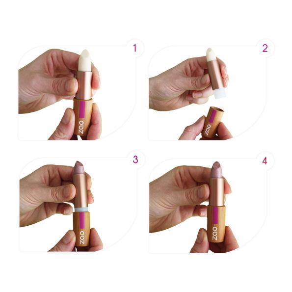 Náplň – extra soft Matný rúž 431 Purple Pink