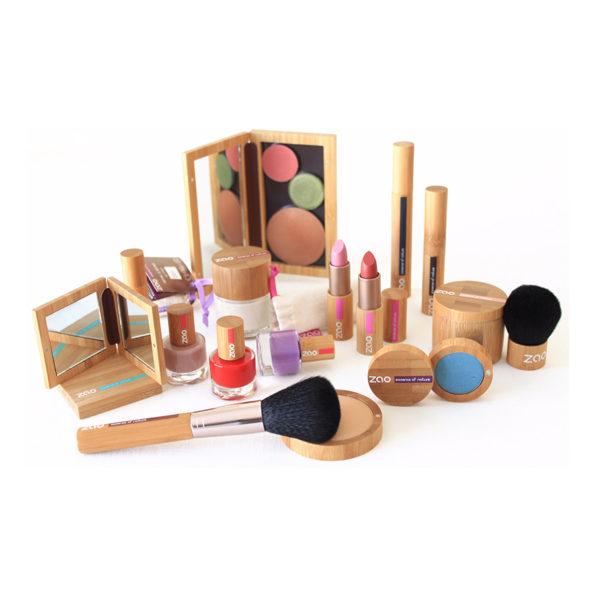 Hodvábny minerálny make-up 502 Pinkish beige