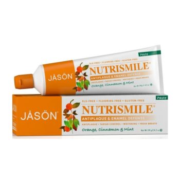 Zubná pasta Nutrismile