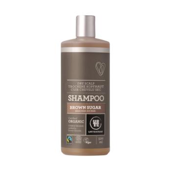 ŠampónBrown Sugar, šampón, spľasnuté vlasy, na objem, normálne vlasy, čistí, nedráždi, bio, eko, vegan, prírodný, urtekram, organila