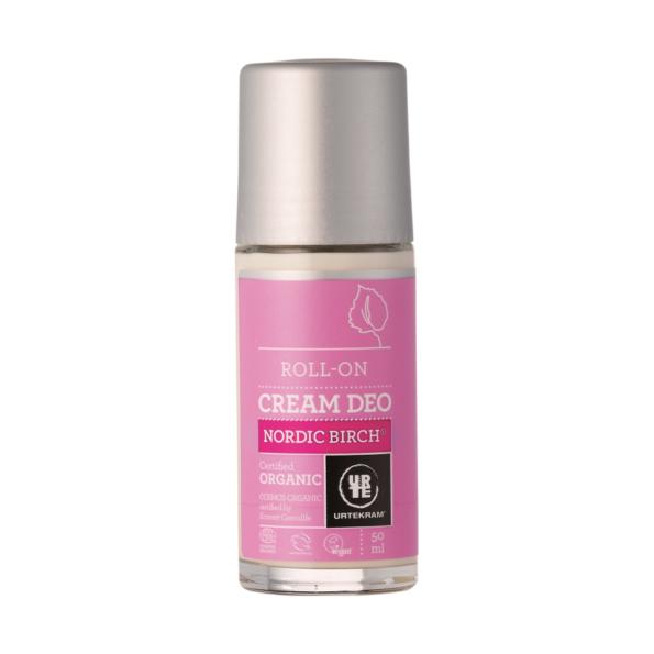 Deodorant roll-on krémový Severská breza