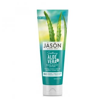 Mlieko na telo a ruky Aloe Vera 84%