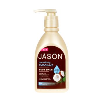 Sprchový gél spanenským Kokosovým olejom