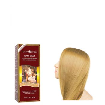HENNA KRÉM – Svetlý blond