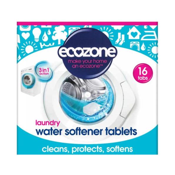 Tablety na zmäkčenie vody