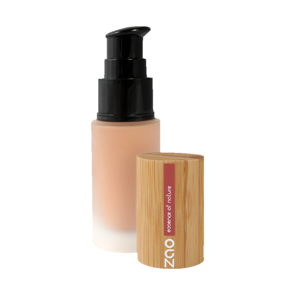 Hodvábny tekutý make-up 702 Apricot