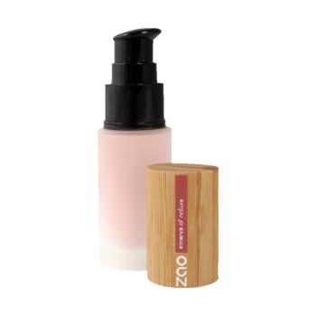 Hodvábny tekutý make-up 712 Pinky light