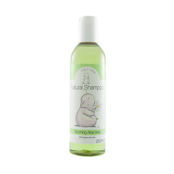 Prírodný detský šampón – BIO Aloe Vera