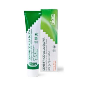 Zubná pasta so šalviou a zeleným ílom