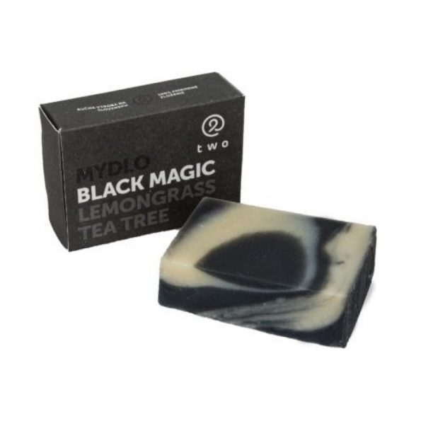 BLACK MAGIC mydlo