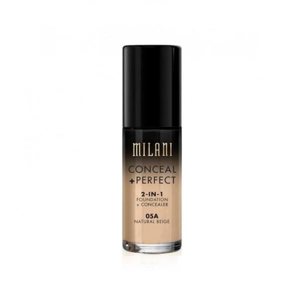 Make-up a korektor 2v1 – 05A NATURAL BEIGE