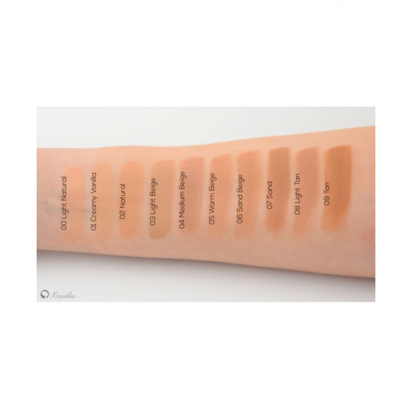 Make-up a korektor 2v1 – 08 LIGHT TAN