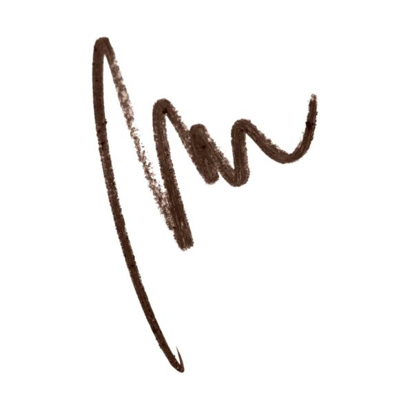Ceruzka na obočie s kefkou Dark Brown