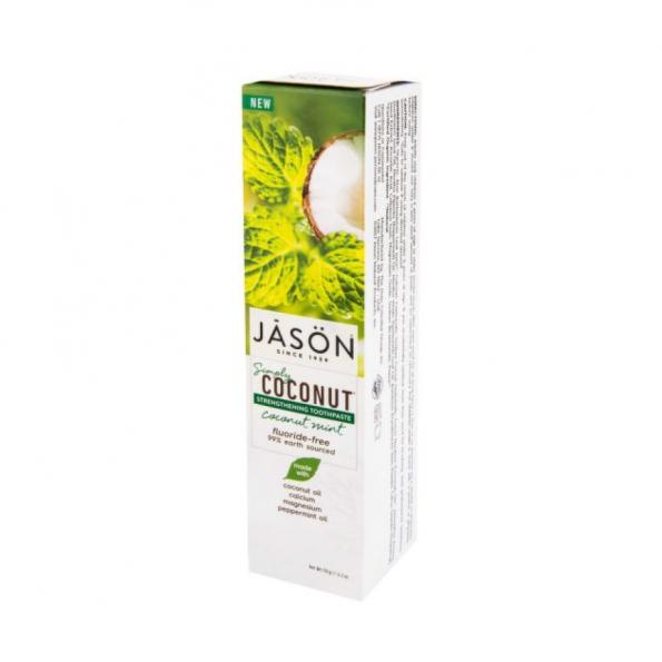 Zubná pasta Simply Coconut – posilňujúca