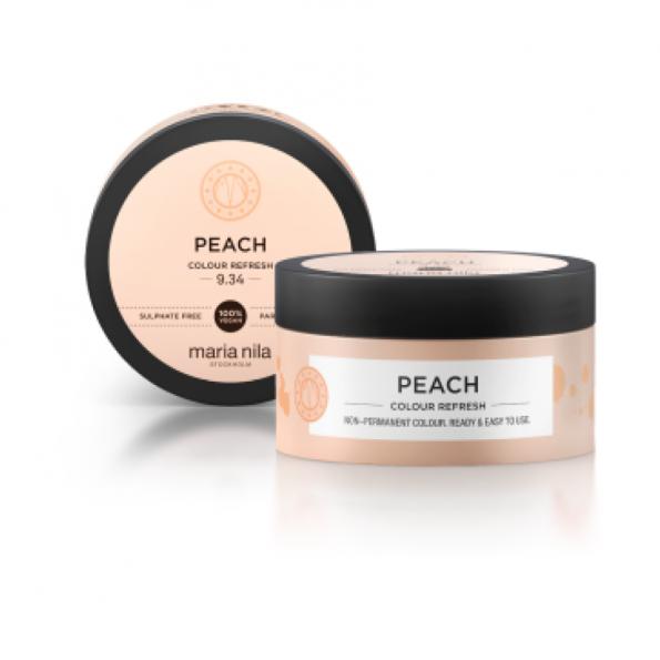 Maska s farebnými pigmentmi Peach