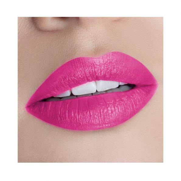 Matný rúž Power Pink