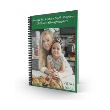 Kniha receptov bez lepku a alergénov