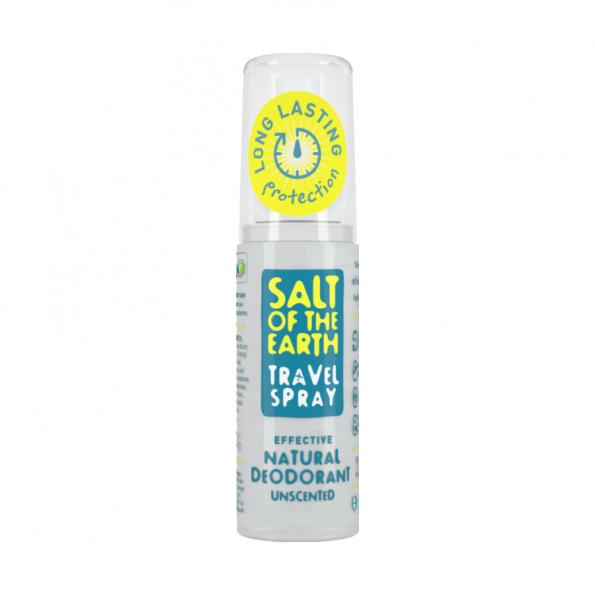 Prírodný kryštálový deodorant sprej – travel