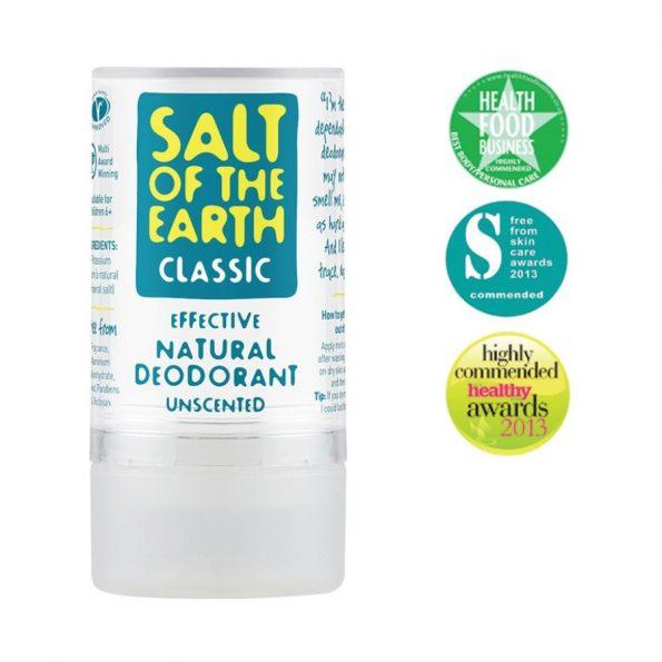 Prírodný kryštálový deodorant Classic