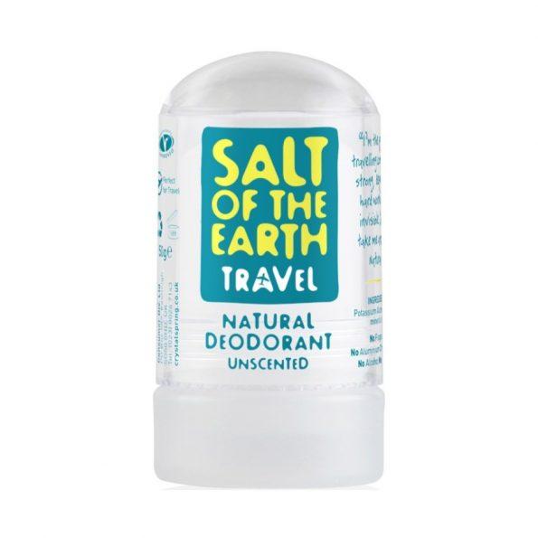 Prírodný kryštálový deodorant Classic – travel