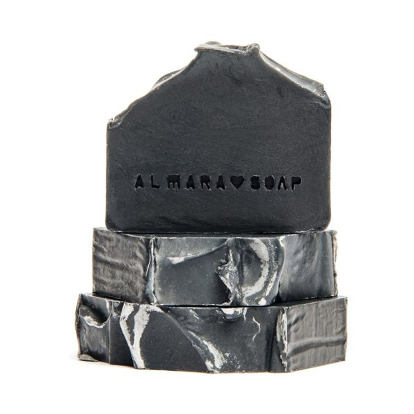 Almarasoap Black As My Soul