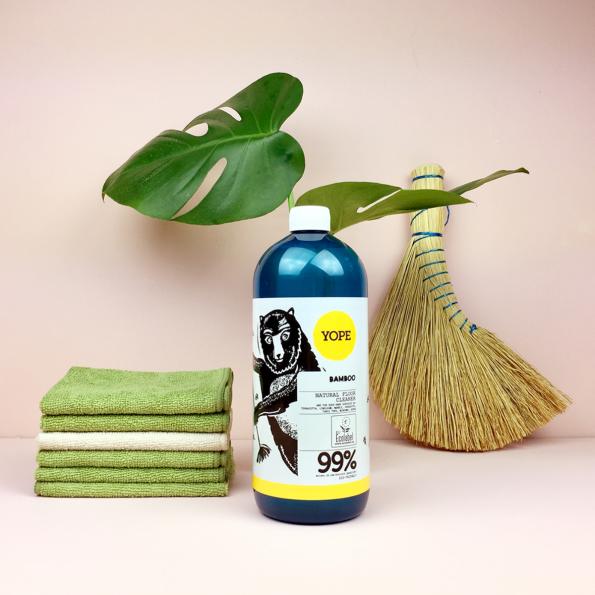 Yope ekologický čistič podláh Bambus