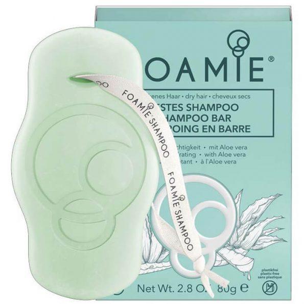 Foamie tuhý šampón aloe vera