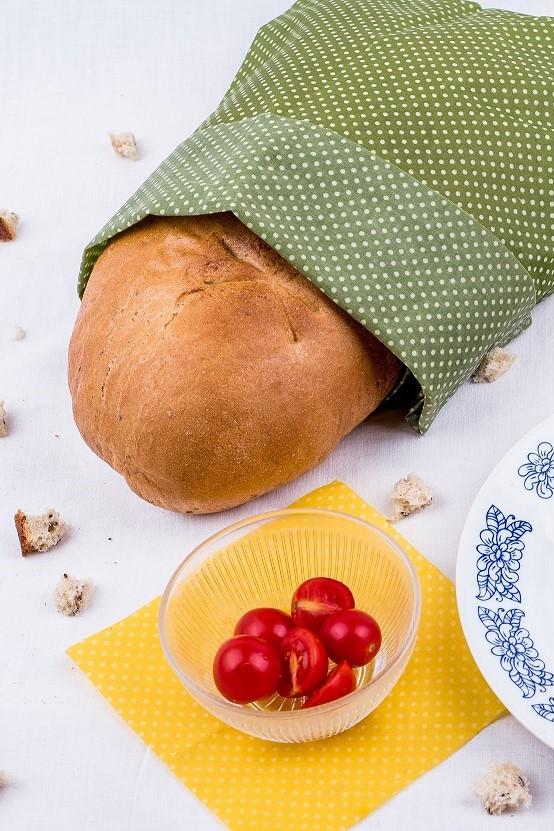 Eko obrúsky – chlebobal vrecko 34×37